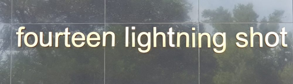 Cut Brass Letters and Brass Signs
