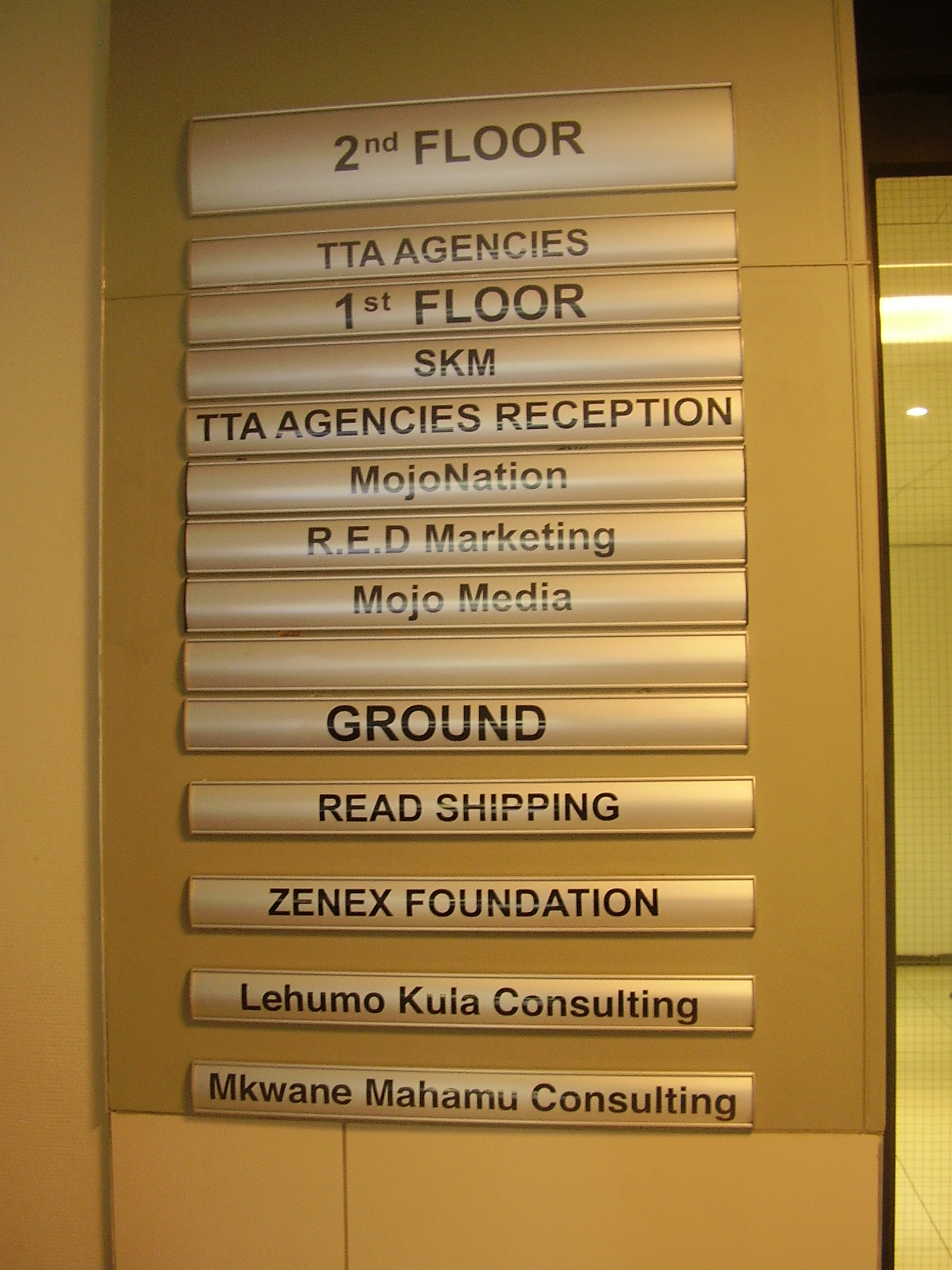 sign office sign door sign interior sign toilet signs vista signs